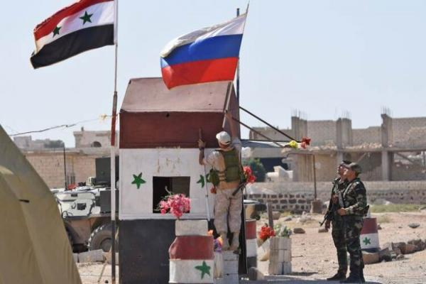 Russian Police kill  member of  Syrian Air Force Intelligence in Deir ez-Zor