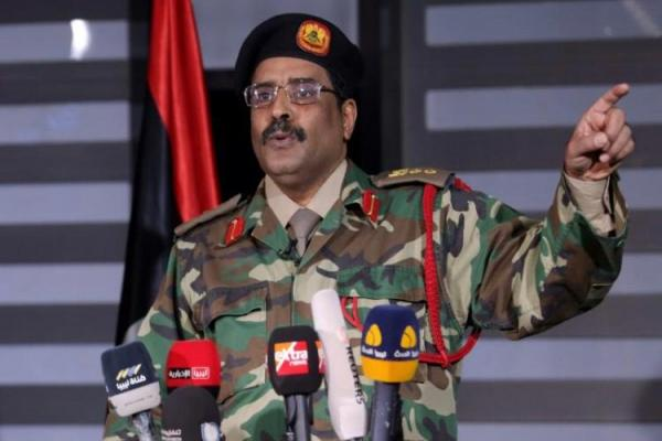 Libyan army reveals conditions for opening oil fields and ports