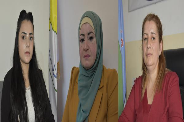 Political activists: Targeting women will not affect our struggle