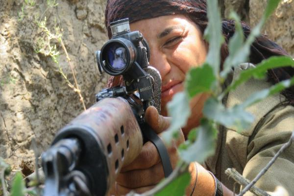 ​​​​​​​Turkish soldier killed in Heftenin in HPG's sniping operation