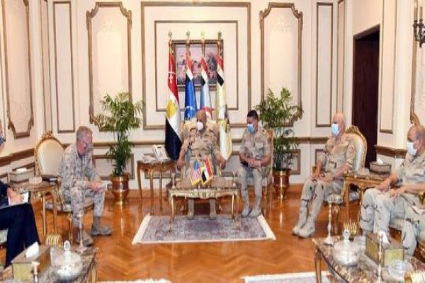American and Egyptian armies discuss situation in Libya