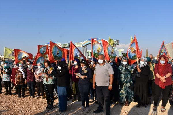 MFC condemns violations of Turkish occupation against martyrs' shrines
