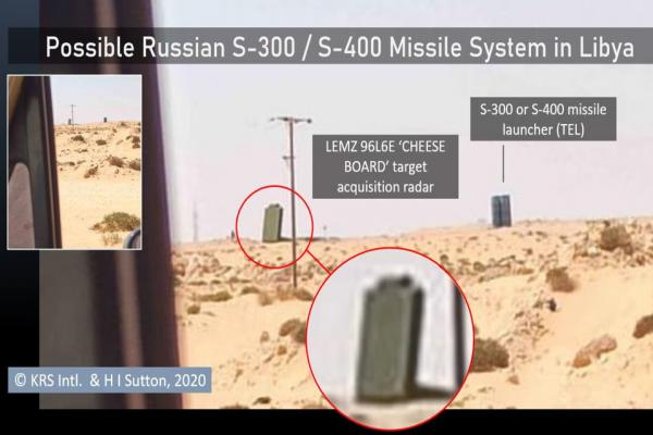American magazine: Russia's advanced missiles in Libya, to change balance of powers