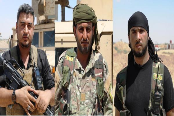 Fighters from al-Akkidat clan: SDF is only forces that fights injustice