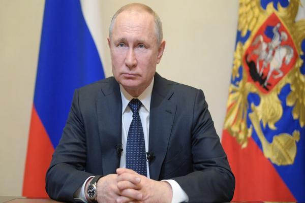 Putin announces registration of a vaccine against coronavirus