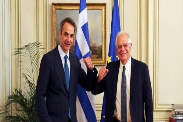 Greece calls EU to hold an emergency meeting on Turkey's violations in Mediterranean