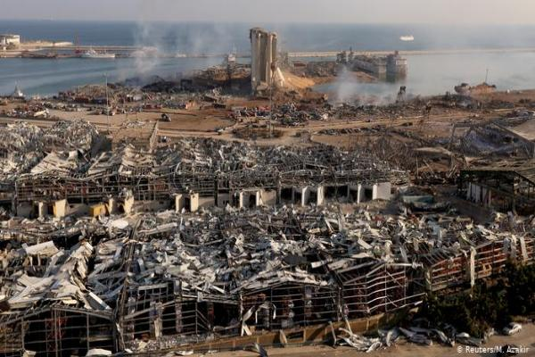 Death toll from Beirut port explosion rises to 171