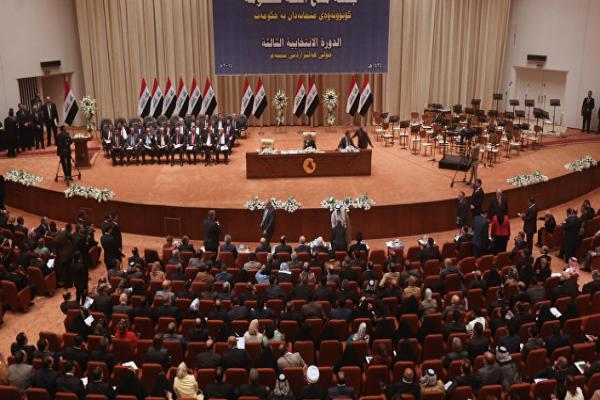 ​​​​​​​Iraqi Parliament calls on Security Council to intervene to stop Turkish violations