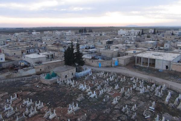 Crisis Cell in Afrin region lifts health isolation on Ahras district
