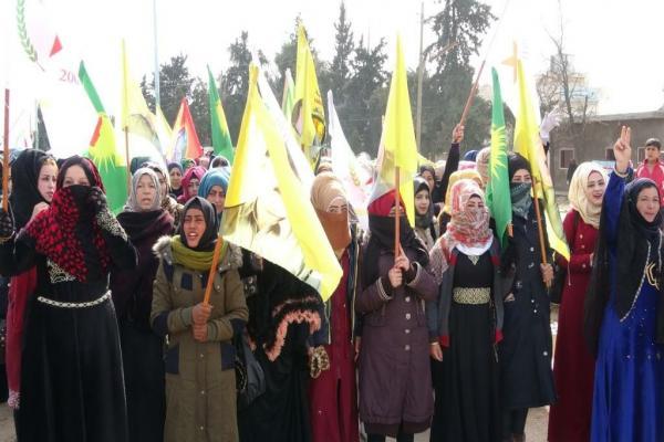 Women in Manbij .. 4 years of organization, pursuit of intellectual development