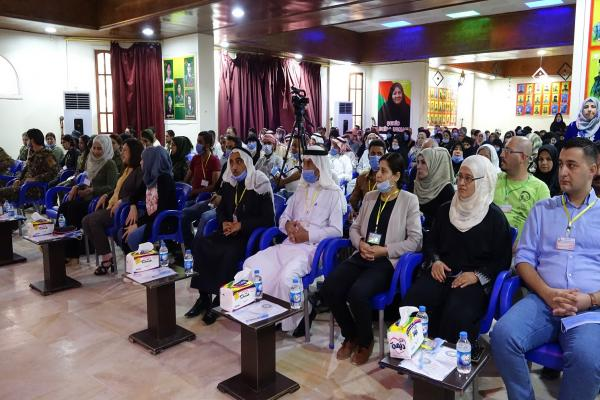 MFC in al-Tabqa holds second conference, elects new administration