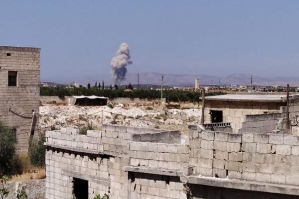 Turkey's mercenaries escalate north of Latakia; government forces respond