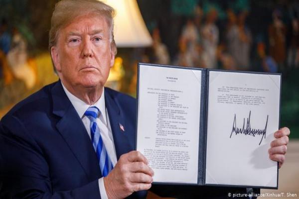 Washington imposes new sanctions on Iran, warns it of