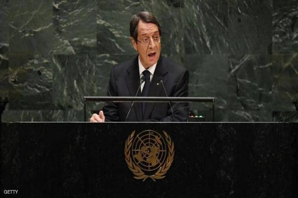 Cypriot President: Our territorial waters faces Turkish occupation