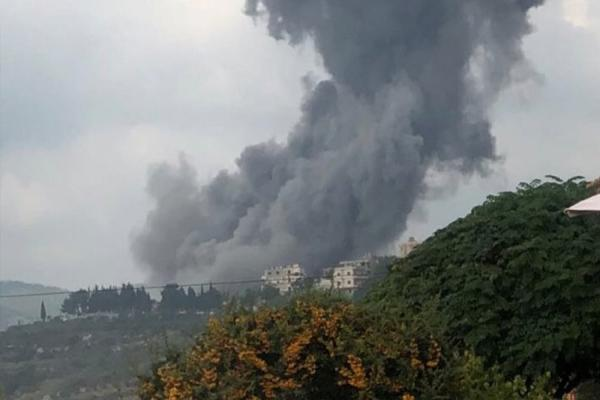 A technical error in a Hezbollah weapons depot caused Ain Qana explosion in S. Lebanon