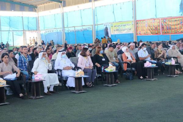 Martyrs' Families Council in al-Raqqa holds its second conference, elects new administration