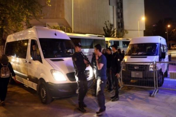 Turkish authorities arrest 82 people, including co-chair of Qers municipality