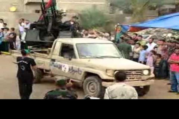 Libyan sources: clashes among