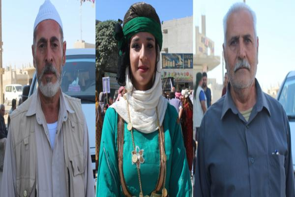 Kobani people: Turkey must be excluded from occupied areas
