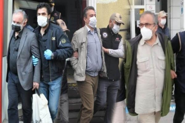Kurdish politicians arrested in the