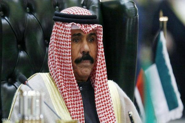 ​​​​​​​Nawaf Al-Ahmad is sworn in as Amir of Kuwait today