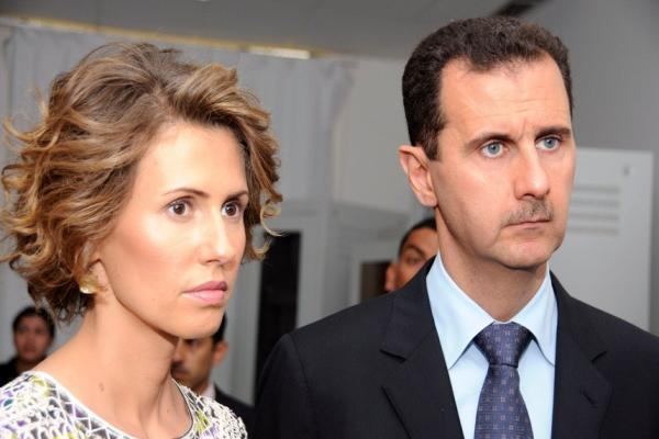 New US sanctions on entities, individuals affiliated with Assad and his wife
