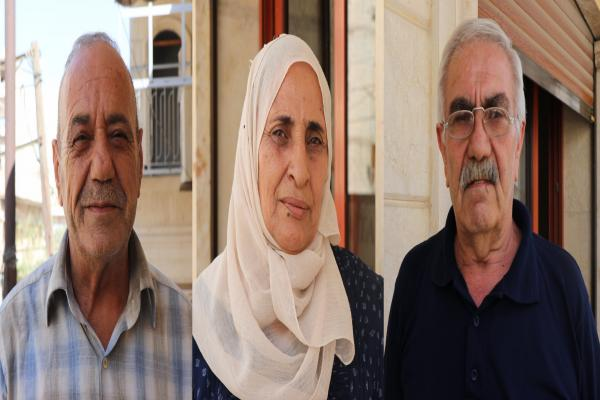 Aleppo people: We to keep demanding freedom  for Ocalan