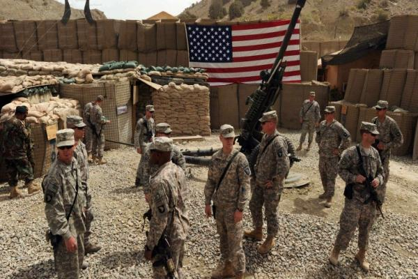 American forces: 5 Taliban fighters killed in Afghanistan