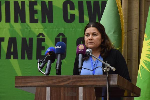 Foza Yusuf : solution in Amed, not Karabakh