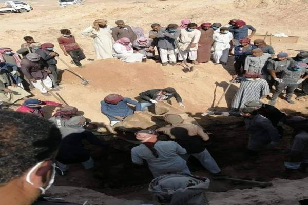 Shaitat clan identifies 25 victims after new mass grave found