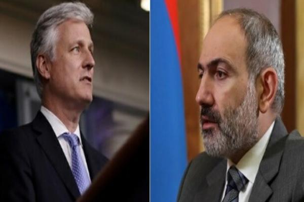 Armenia blames Azerbaijan, Turkey for violating ceasefire, America calls on external parties not to intervene