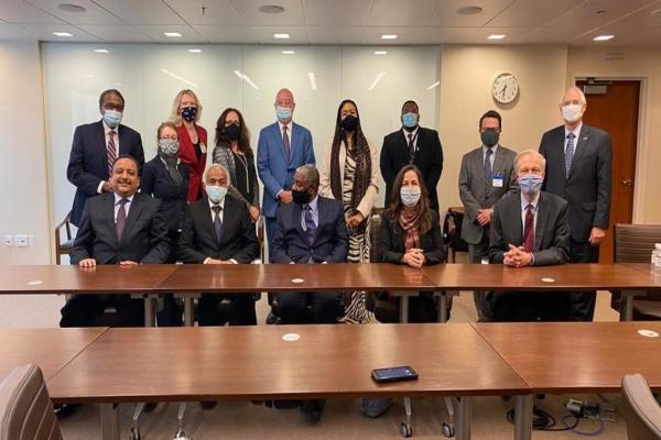 Sudan, US sign agreement restoring Sudan's sovereign immunity
