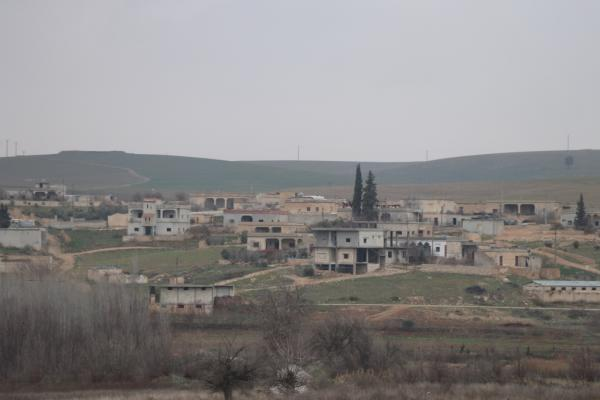 Manbij's villagers: We to remain resistant in face of the Turkish shelling