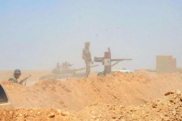 10 Syrian soldiers and affiliates killed in Syrian Desert