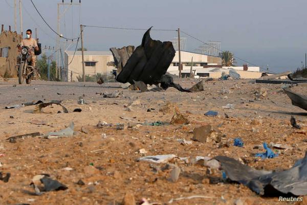 Israeli raids on Hamas in Gaza