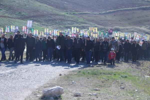 Protest letter delivered to Russian headquarters in Euphrates region