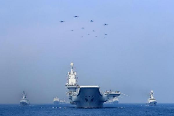Beijing launches military exercises in the South China Sea, amid tensions with Washington