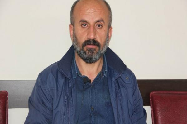 Ahmed Oguz: The Turkish state does not implement isolation on its own