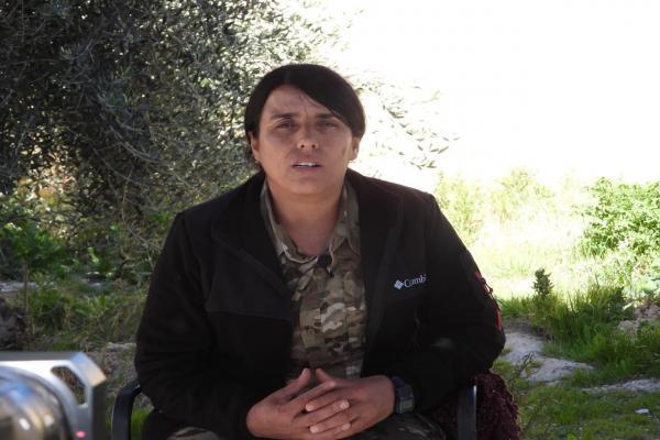 SDF Commander: aim not Ain Issa rather whole Rojava