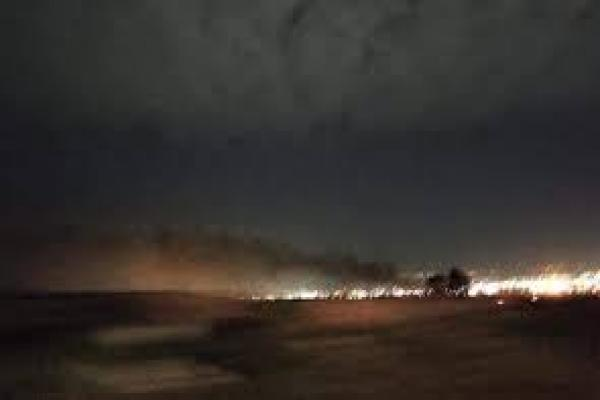 Media: Turkish occupation camp in Nineveh targeted with two missiles