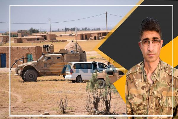 Second operation by SDF in Wadi Al-Ajeej in less than month, what for?