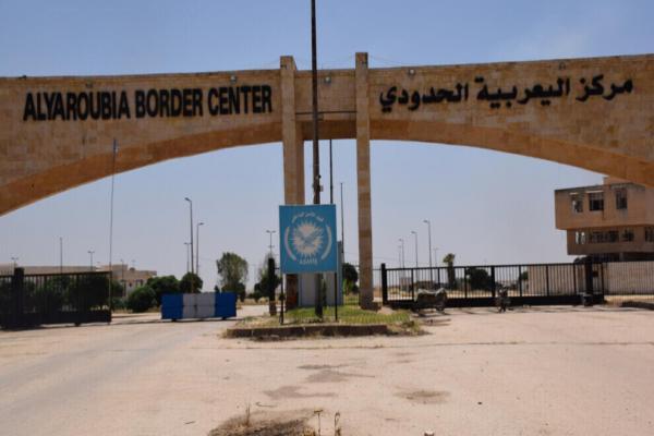 Co-chair of Darbasiyah district council: keeping Bab al-Hawa crossing open benefits mercenaries