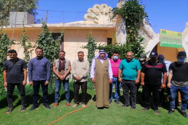Shengalis remember martyrs of 2014 firman