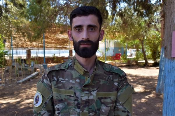 Syriac Military Council's spokesman: We will sacrifice to protect our people