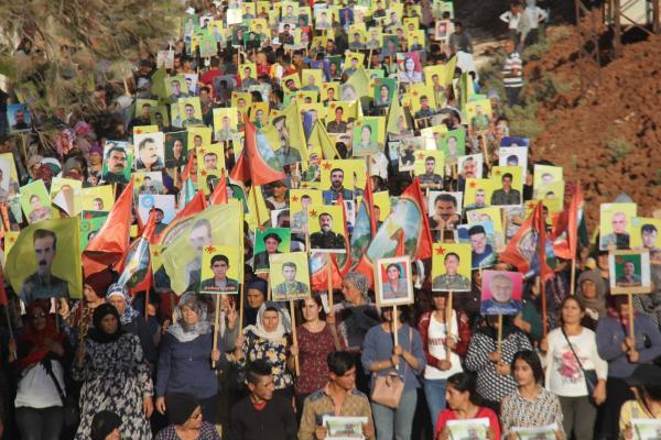 Families of martyrs: Assassination of militant Shukri is Turkish conspiracy, PDK has upper hand