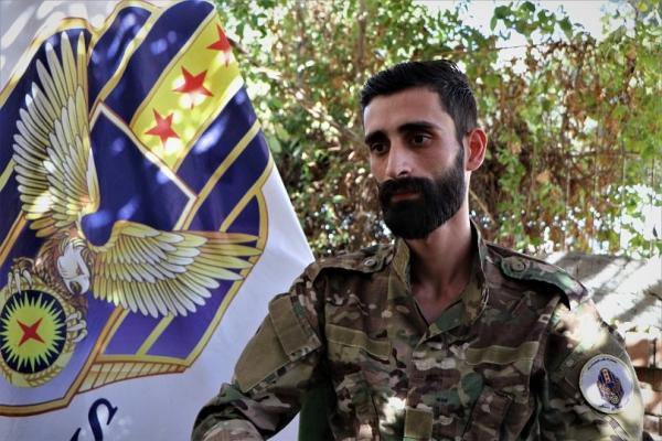 Mate Hana: Turkish occupation creates ground for terror
