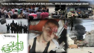 Turkey is the biggest beneficiary of al-Bab events... Afrin demography change silently -2