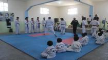 Individual gymnasium opened in Manbij