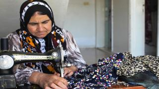 With her profession, preserved Kurdish dress, heritage's authenticity