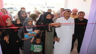 Council for al-Hermoushia village opened in Deir ez-Zor